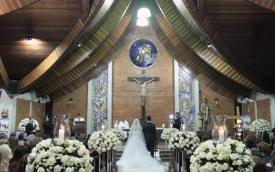 Casamento Paróquia São José Trabalhador