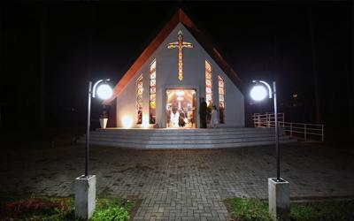Capela Asilo São Vicente de Paulo
