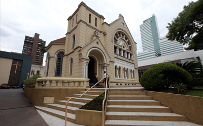 Igreja Presbiteriana Comendador