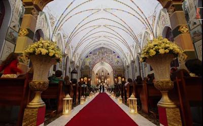Paróquia Santo Antonio de Orleans – Casamento Angela e Marcelo