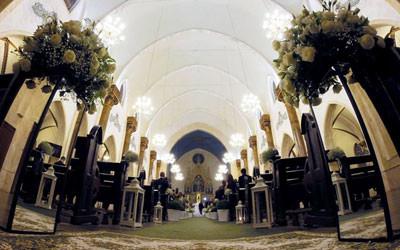 Igreja do Cabral – Casamento Thiago Burbela e Fernanda Harie