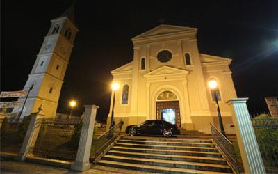 Paróquia São José (Matriz de Santa Felicidade)
