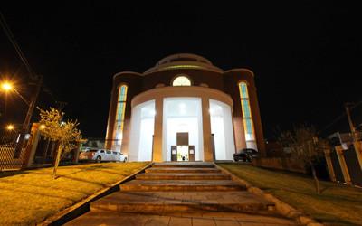 Igreja do Divino Espírito Santo – Casamento Gisele e Leandro