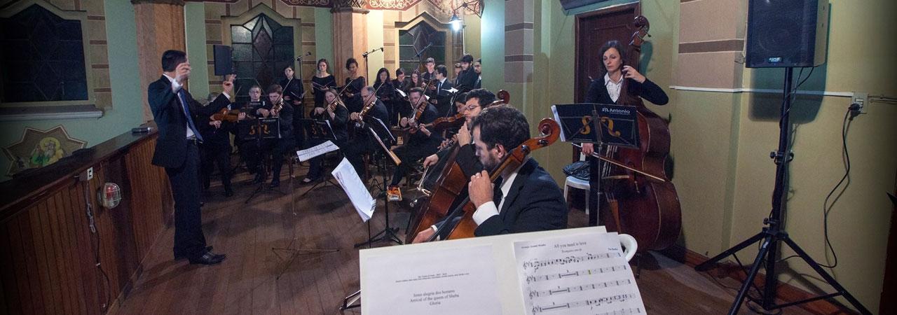 Casamento Sabina Bottarelli e Luciano Barradas
