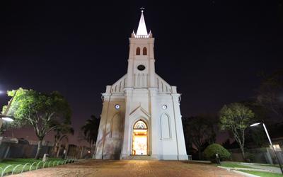 Paróquia Santo Antonio Orleans - Antonio Eventos Musicais